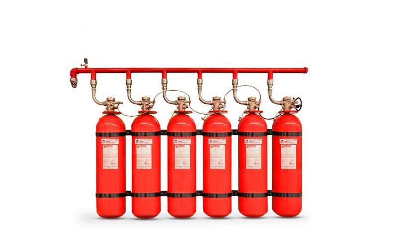 گاز (FM200 (HFC227 و نحوه محاسبه آن برای محیط
